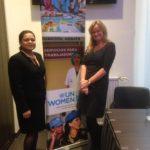 Un Women Nederland- Vrouwenplatform Carree